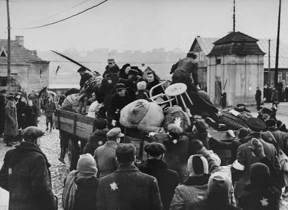 © United States Holocaust Memorial Museum / George Kadish, Zvi Kadushin