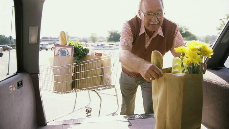 In der Stadt Zürich arbeiten immer mehr Rentner.