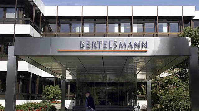 Bertelsmann-Hauptsitz in Gütersloh