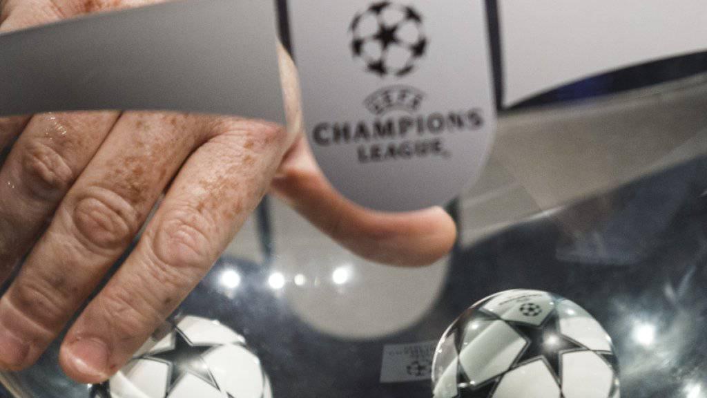 In Nyon wurden am Freitagmittag die Viertelfinals der Champions League ausgelost