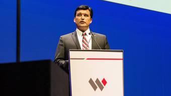Wika-Direktor Christoph Buser (im Bild) und der damalige Präsident des Gewerkschaftsbunds Baselland kritisierten das Kiga im April 2013. (Archiv)