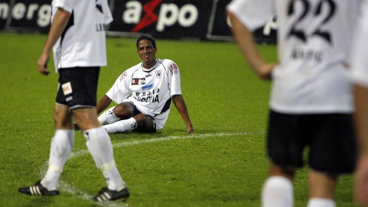 29. Oktober 2006: Start der Serie – der FC Aarau muss sich Luzern im Brügglifeld mit 0:1 geschlagen geben.
