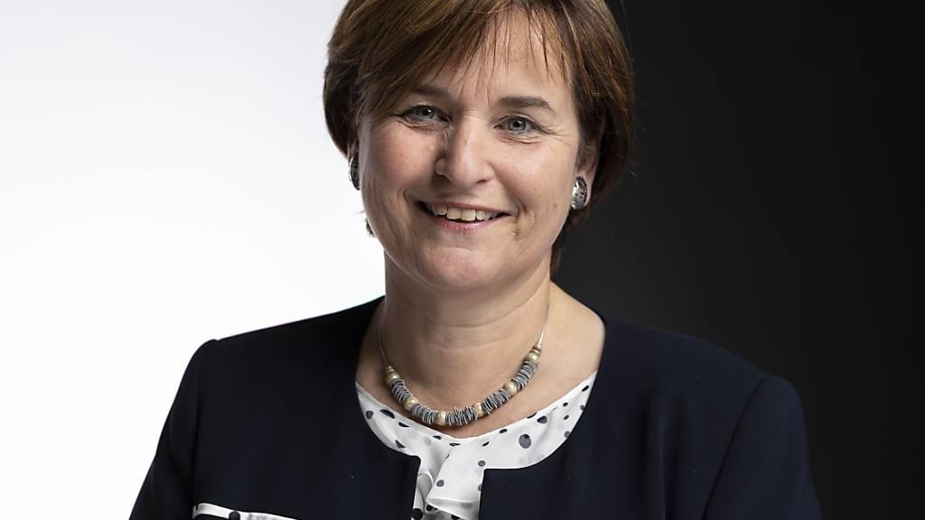 SP-Ständerätin Marina Carobbio Guscetti (TI) setzt sich gegen die Diskriminierung von Menschen mit geistiger Behinderung ein.