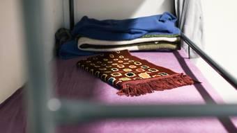 Viele Flüchtlinge leiden an einer psychischen Krankheit, werden aber nicht therapiert.