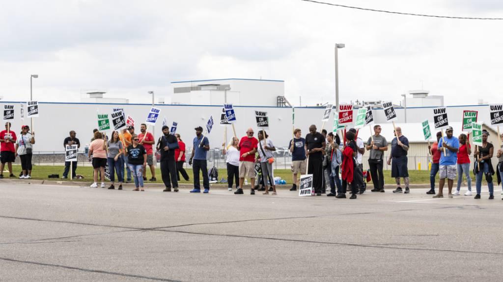 GM will 1200 kanadische Arbeiter wegen US-Streiks entlassen