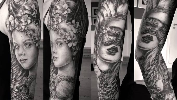 Tattoo Absolut Zürich 2
