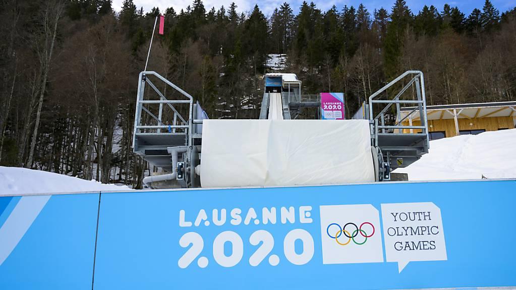 Heute Donnerstag werden die Olympischen Jugendspiele «Lausanne 2020» eröffnet