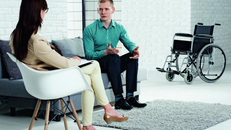 Für Patienten ist es wertvoll, Erfahrungen auszutauschen.