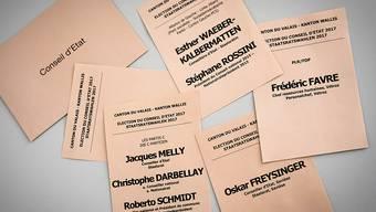 Nach den Anzeigen wegen des Verdachts auf Wahlbetrug aus Brig, Visp und Naters hat die Unterwalliser SVP eine Wahlbeschwerde eingereicht. (Symbolbild)