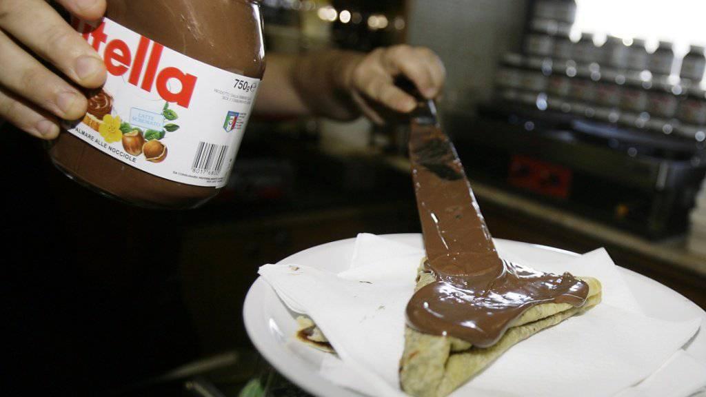 Osteuropäische Länder beklagen, dass Nutella im Westen cremiger ist als im Osten.
