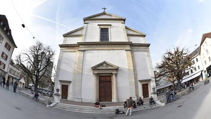 Aufgrund der zentralen Lage in der Oltner Innenstadt ist die Stadtkirche als Veranstaltungsort prädestiniert.