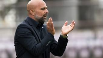 Giorgio Contini hat die Lage in Lausanne im Griff