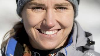 Fabienne Suter lächelt in die Kamera