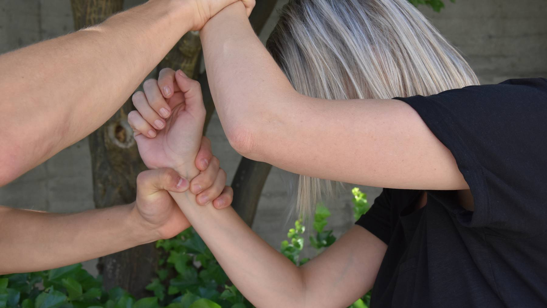 Häusliche Gewalt ist im Kanton St.Gallen keine Seltenheit. (Symbolbild)