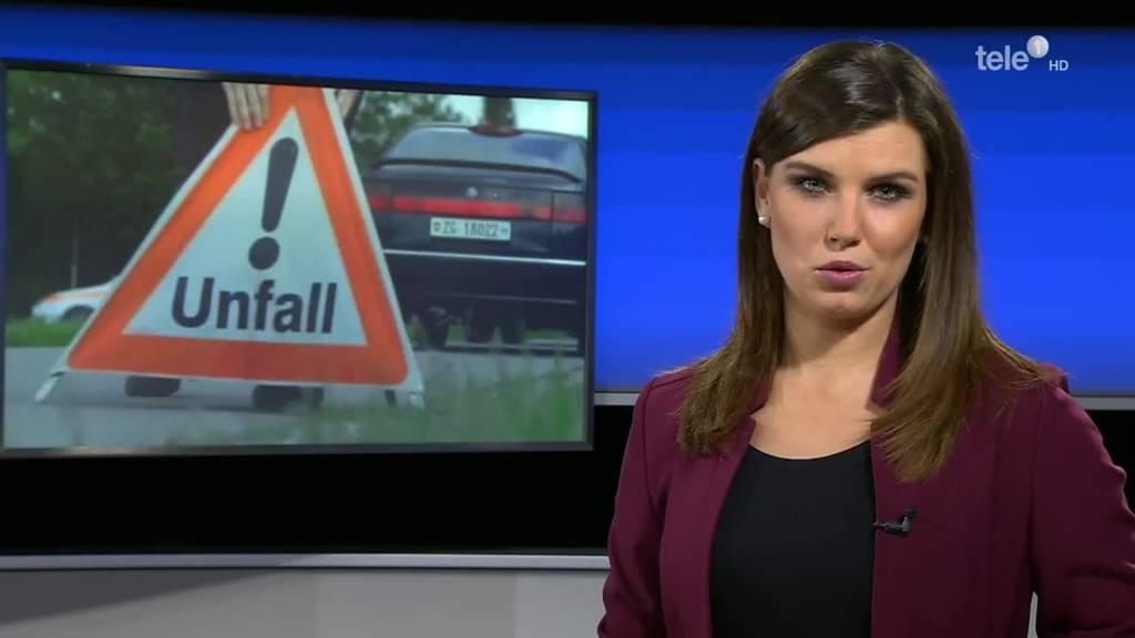Unfälle in Zug werden teurer