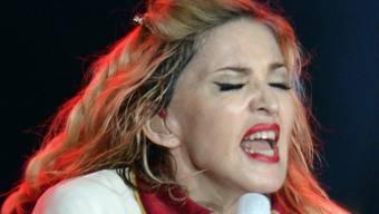 Madonna fordert in Zürich Freiheit für Pussy Riot