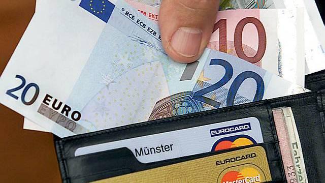 Bruttolöhne in Deutschland erstmals seit 61 Jahren gesunken