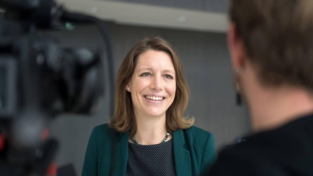 Sonja Lüthi wurde zum zweiten Mal Mama.