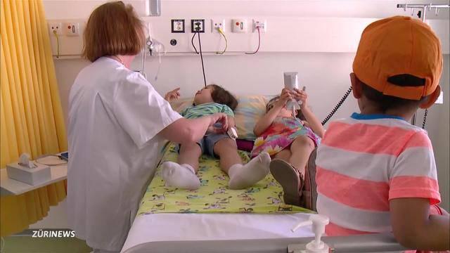 Wie man Kindern die Spital-Angst nimmt