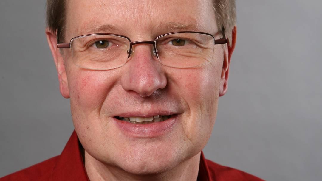 Werner Hartmann (Wettigrün) kritisiert Verhandlung im Einwohnerrat