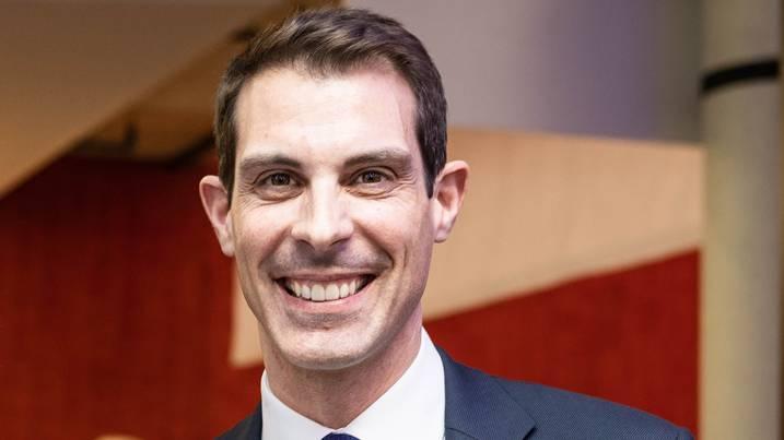 Thierry Burkart, Vizepräsident TCS Schweiz, FDP