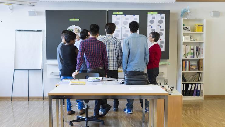 An Mittelschulen hat es prozentual weniger Migranten als in der Gesamtbevölkerung. Das soll man ändern.