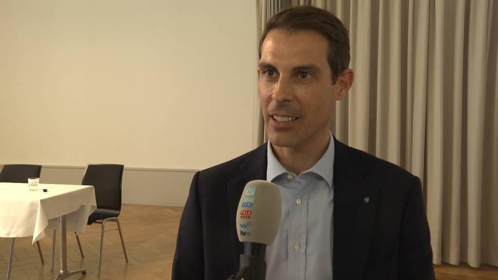 Also doch: Der Aargauer Ständerat Thierry Burkart kandidiert als FDP-Schweiz-Präsident