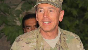 David Petraeus ist neuer Chef der CIA (Archiv)