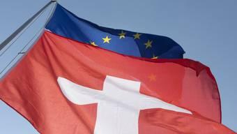Die EU-Fahne ist eigentlich jene des Europarates (Symbolbild)