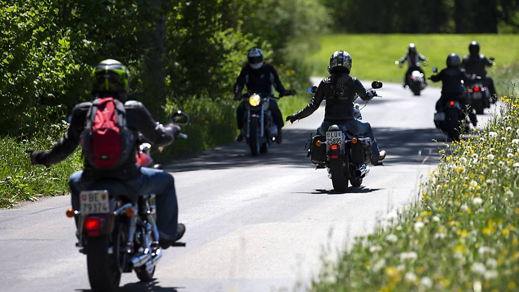 Seit dem Ende des Lockdowns haben die Verkäufe von Motorrädern wieder stark angezogen. (Archivbild)
