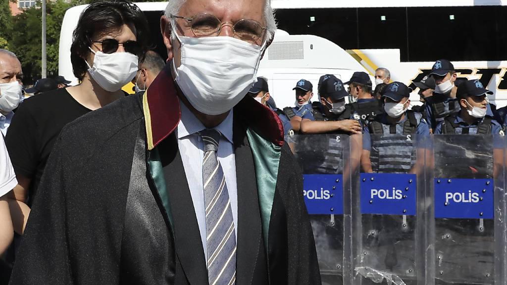Türkische Anwälte im Hungerstreik - Organisationen schlagen Alarm