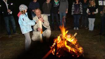 Zu den traditionellen Juseso-Events gehört auch das jährliche Ostertreffen.AZ/Archiv