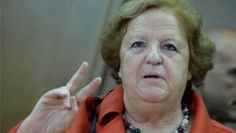 Anna Maria Cancellieri.