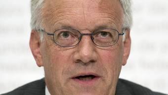 Bundesrat Schneider-Ammann will in Russland die ökonomischen Beziehungen der beiden Länder intensivieren (Archiv)