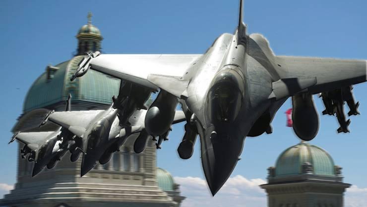 Ist der französische Rafale der passende Kampfjet für die Schweizer Luftwaffe?