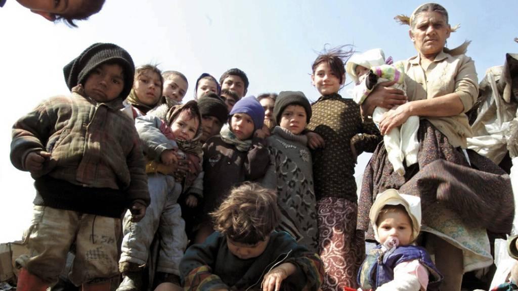 In Rumänien wohnt jeder Zweite in beengten Verhältnissen