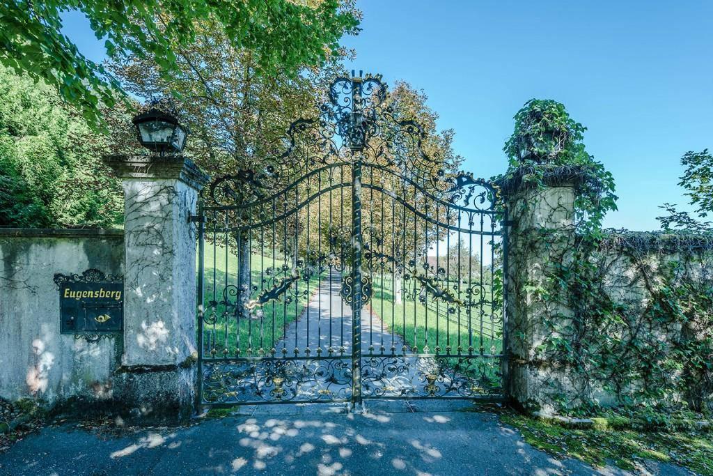 Schloss Eugensberg (© Ginesta Immobilien AG)