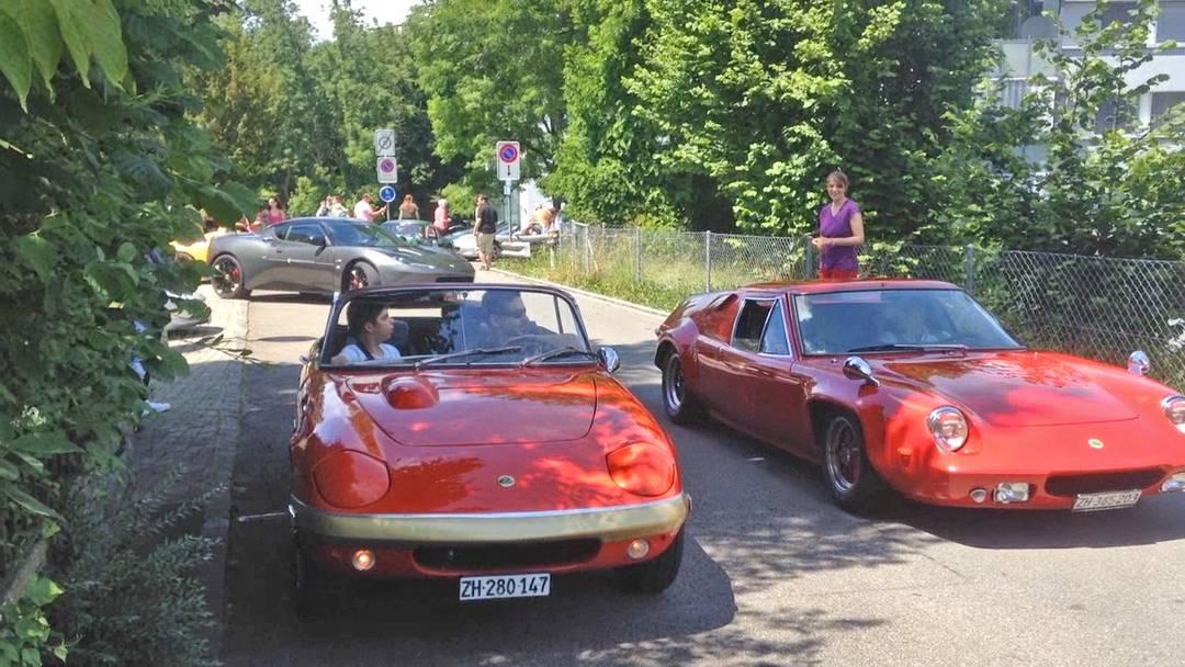 Lotus-Tag an der Heilpädagogischen Schule Limmattal in Dietikon: