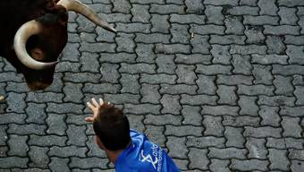 Spaniens Tradition: Die Stierhatz Sanfermin in Pamplona