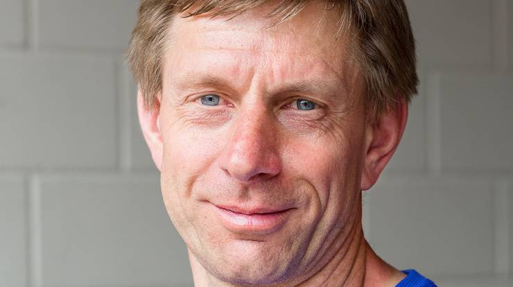 Thomas Uhlig, Verantwortlicher Fachbereich Sport an der Bezirksschule Endingen