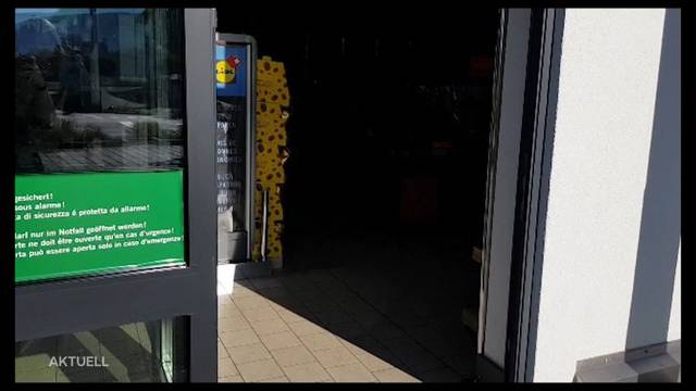 Gretzenbach: Tag der offenen Tür bei Lidl?