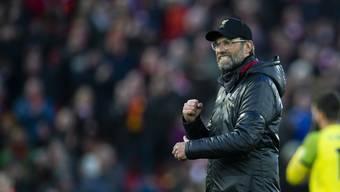Liverpool - Tottenham, die Trainer