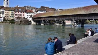 Olten soll als «Flussstadt» und der «Flussraum als Stadtraum» entwickelt werden, heisst es im Bericht.