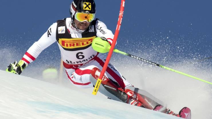 Marcel Hirscher gibt für den Weltcup-Auftakt der Männer grünes Licht