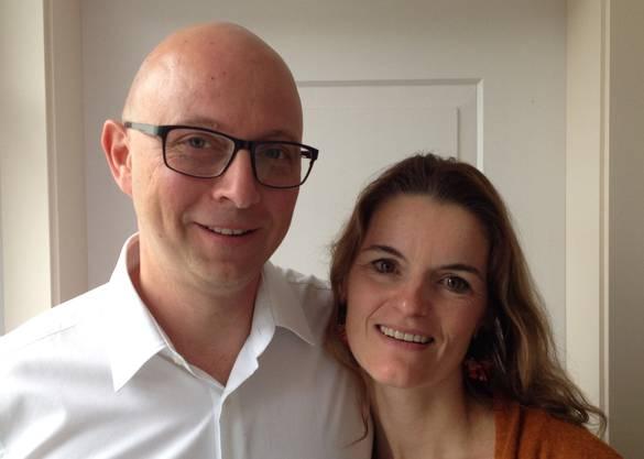«Für uns ist aber klar, dass Kaiserstuhl und Fisibach zusammengehören.» Andreas und Maggie Widmer, Referendumskomitee