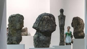 Skulpturen von Hans Josephson an der Biennale in Venedig 2013