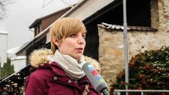 Studentin Johanna Gündel aus Oberwil-Lieli. (Archiv)