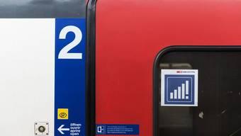 Guter Empfang in den SBB-Zügen: Das wünschen sich die Zugpassagiere, doch das kostet