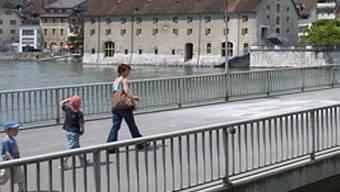 Blick auf das Landhaus in Solothurn (Archiv)