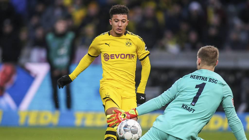 Dortmund und Favre bestehen den Härtetest, Bayern München verliert